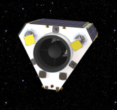 Lightweight High Resolution (1m) Satellite