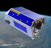 High Performance (1m) Satellite